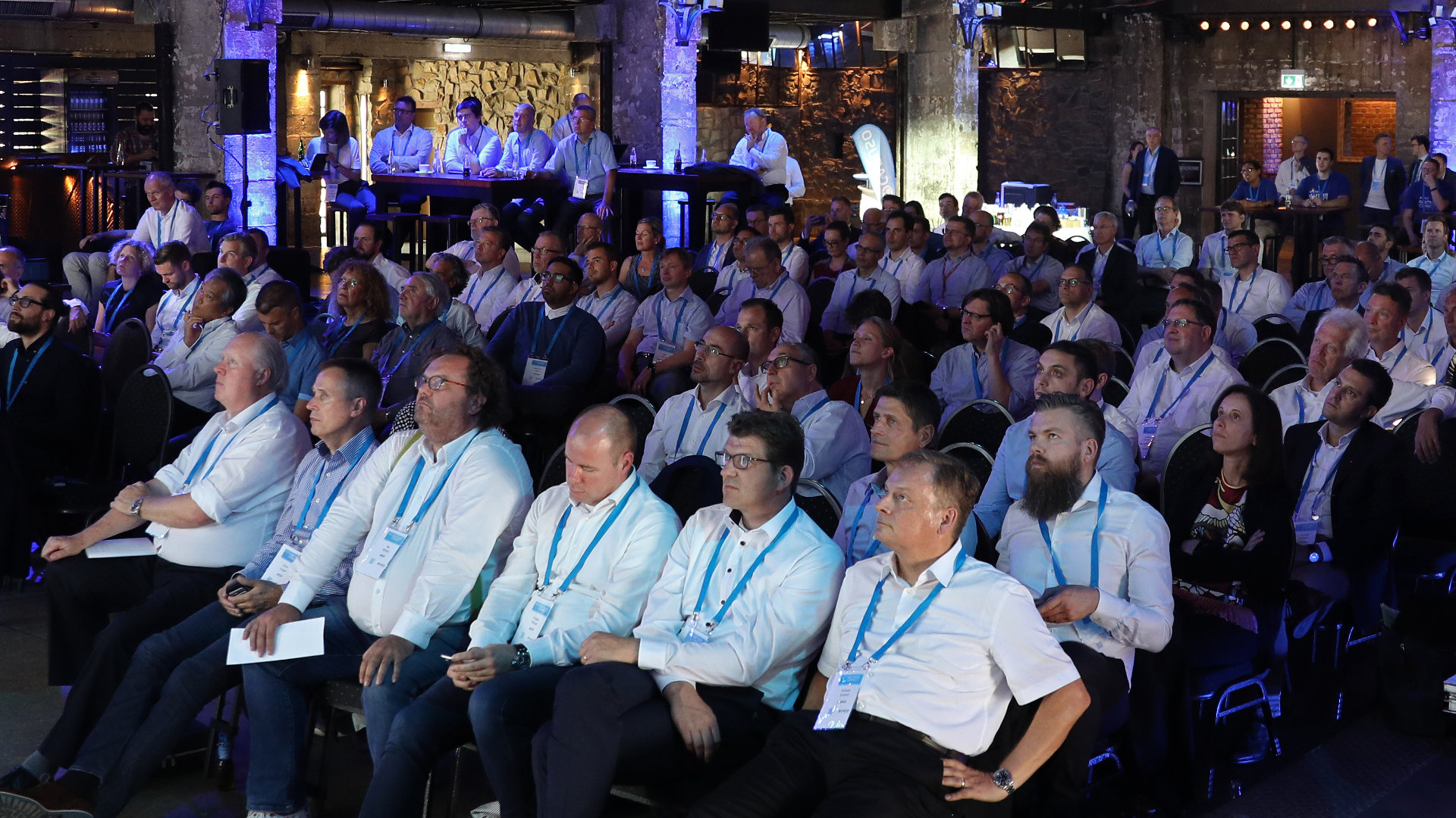 Gathering of the Connected Mobility Industry at Caruso Partner Connect 2018