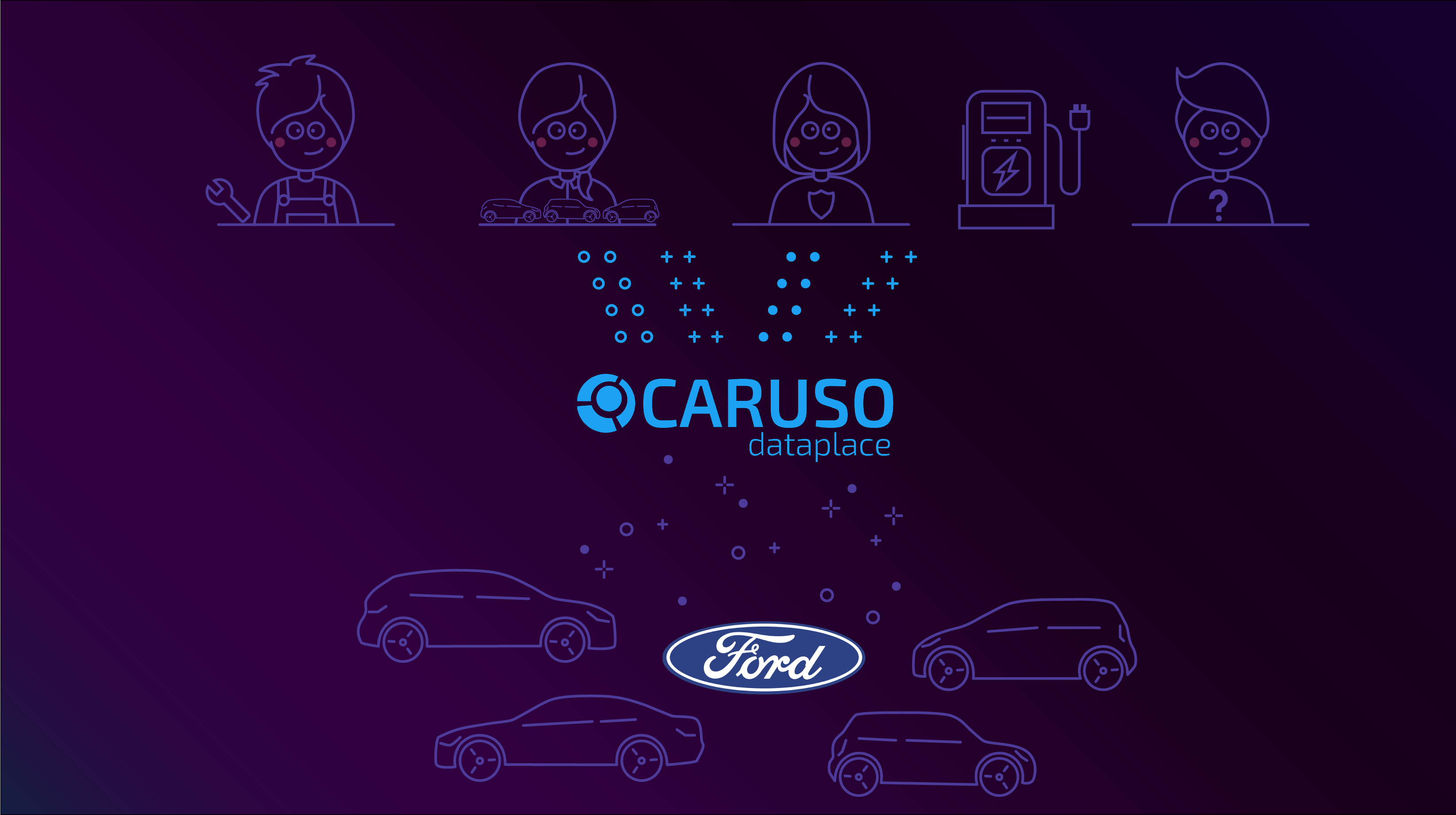 CARUSO Welcomes New Car Data Supplier with Ford Europe